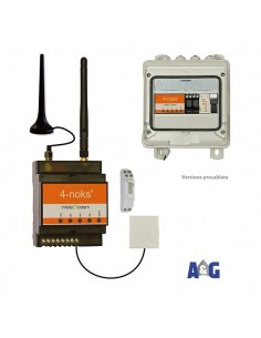 IntellyModem GPRS contaimpulsi