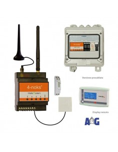 IntellyModem GPRS con display