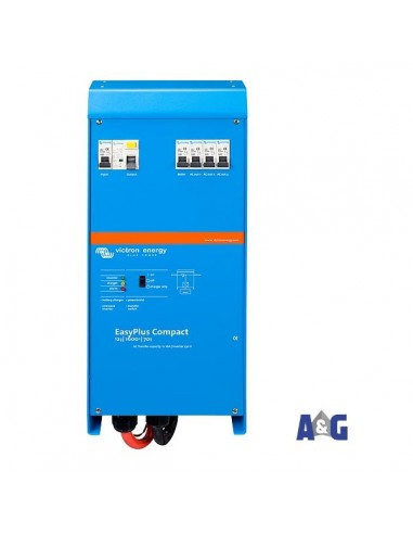 VICTRON Inverter/carica batterie Easy Plus 12/1600/70-16