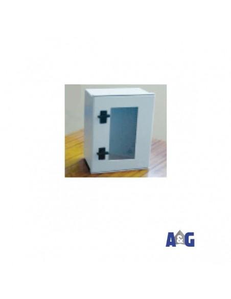 Cassetta per quadri elettrici con olblò varie dimensione