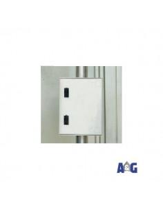 Accessorio per fissaggio su palo per cassette