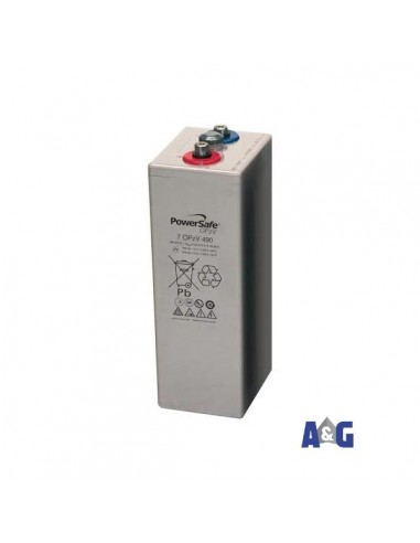 EnerSys Batteria 8 OPzV 800