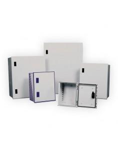 Cassetta per quadri elettrici con olblò 300x250x160