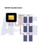 WATER ISLAND KIT pompa sommersa
