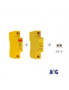 CONTRADE Limitatore di sovratensione CA L 2/20 230 + N-PE MONOFASE