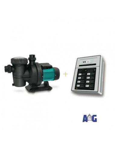 WATER ISLAND KIT pompa circolare, hybrid drive