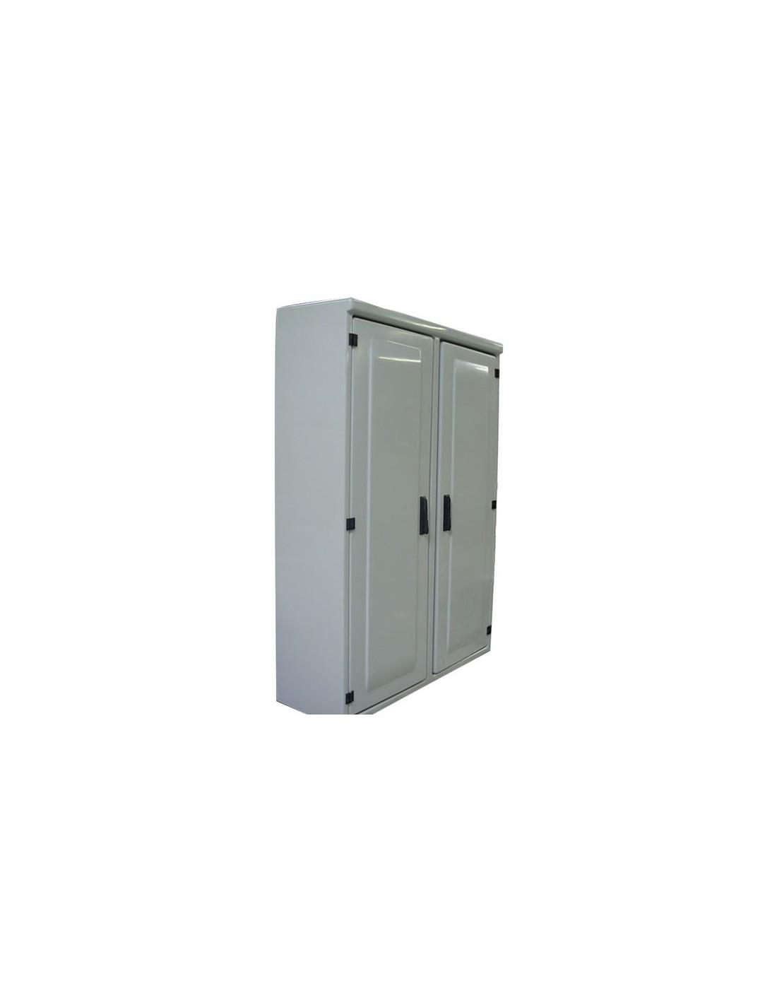 Armadio In Vetroresina.Armadio Batterie 1900 X 1330 X 600 In Vetroresina Aegmarket Com