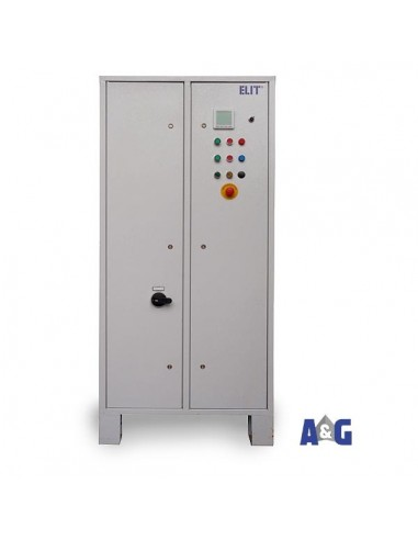 ELIT Inverter 110Vdc 15kVA 12kW 400V 3Ph+N, 50Hz Switch isolator