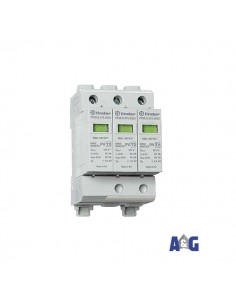 Finder Limitatore di sovratensione CC PV 3P 750VDC 3+0 20kA