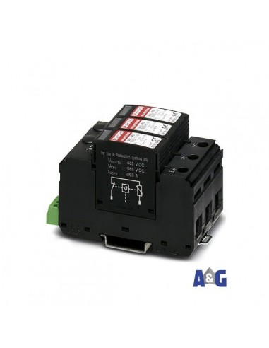 VAL-MS 1000DC-PV-ST SCARICATORE
