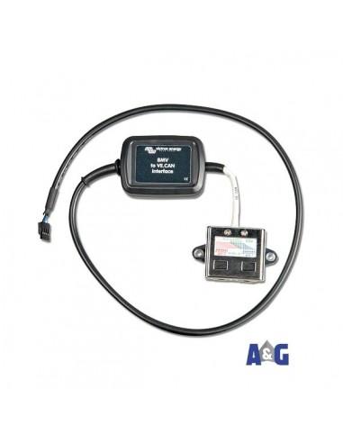 Global Remote a BMV-60XS conn. kit
