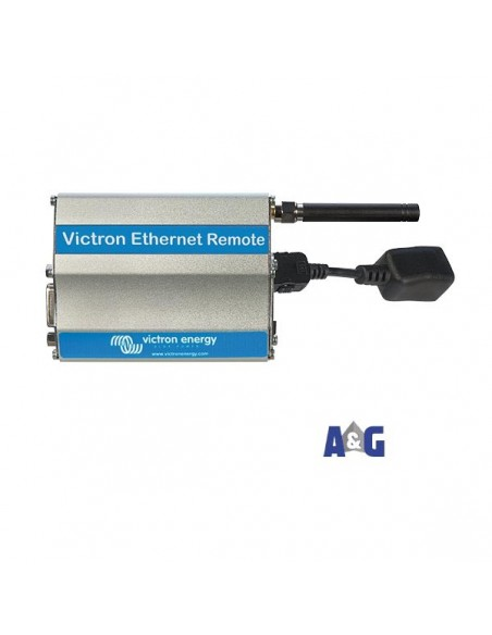 Victron Ethernet Remote