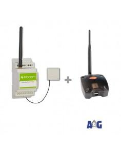 4-MODEM CONSUMI + RICEVITORE ADSL