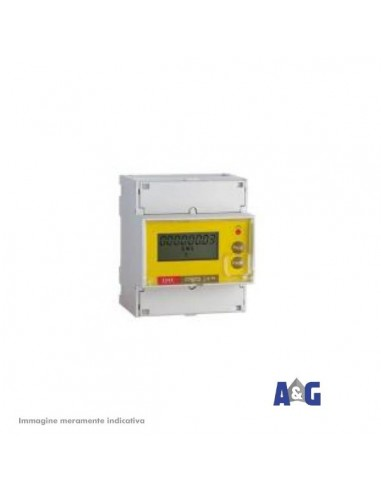 ENERGY METER TRIFASE 32A FINO 30KW