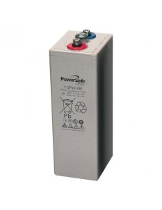 EnerSys Batteria 7 OPzV 490
