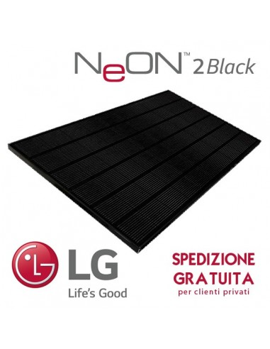 LG NeON™ 2 Black 300Wp