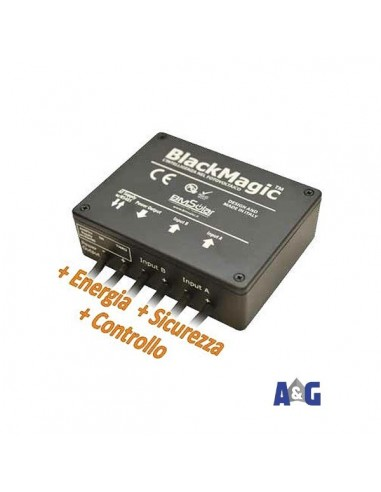 Ottimizzatore fotovoltaico BlackMagic 1000V