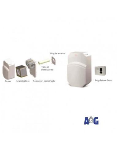 Recuperatore di calore EASY (VMC) per 60mc