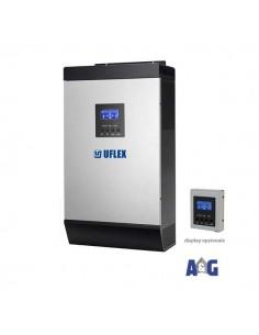 Inverter / caricabatterie Uflex MPPT da 3 e 5 kW