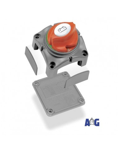 Staccabatterie Serie Contour 275 Amp DC