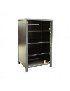 Armadio per 24 batterie 800x800x1400H