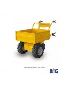 """FORT Transporter elettrico 600W guida stegole 16/6.50x8"""""""
