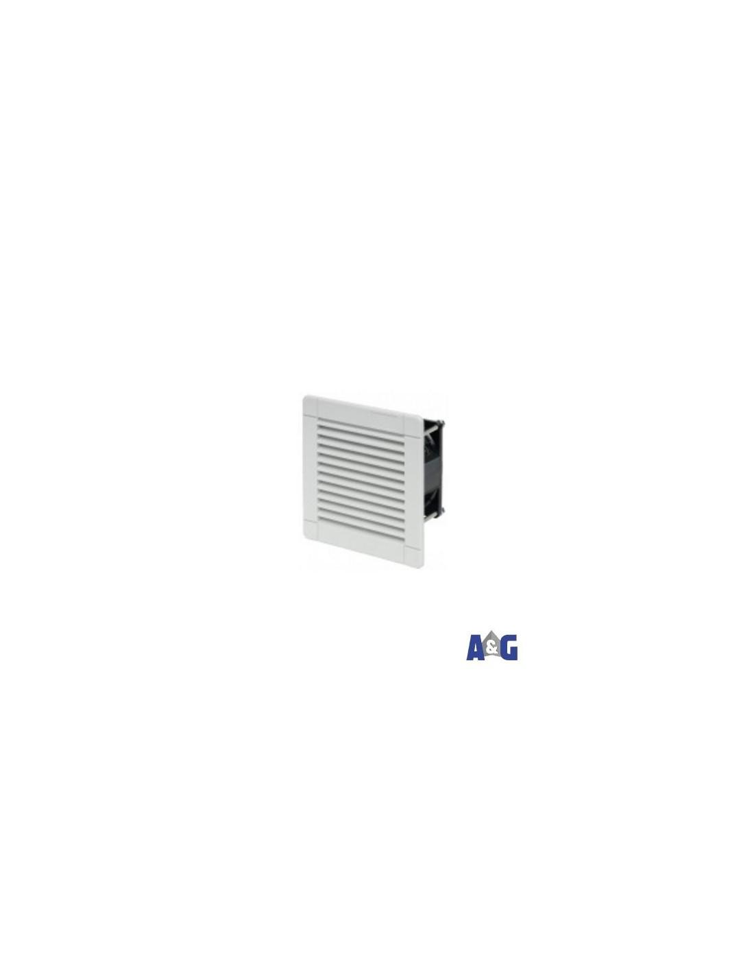 Ventilatore con filtro per armadi e quadri elettrici for Ventilatore con nebulizzatore per interni