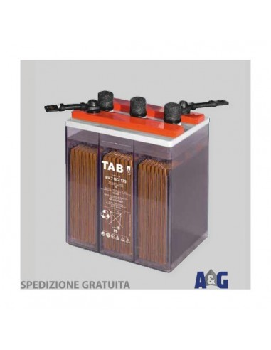 Accumulatori TAB Robust plates OGi 6V / 12V