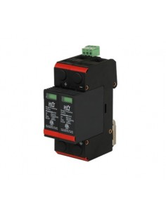 SPD tipo2 PV 600VDC IEC + micro