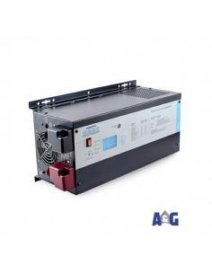 Inverter DC-AC onda sinusoidale pura con caricabatterie automatico integrato