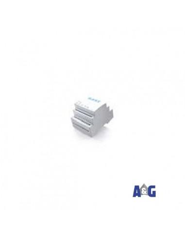 Interfaccia relè 24-48Vdc compatibile con serie S ingresso 24Vdc e 48Vdc