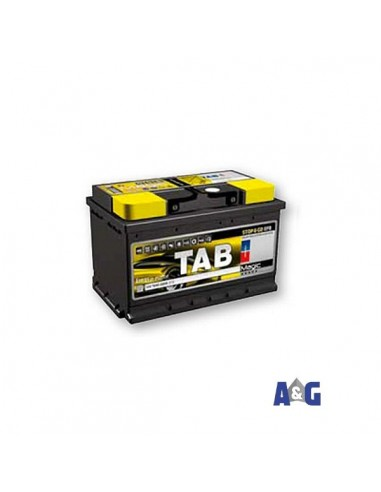 TAB Magic batteria per auto, da 54Ah a 100Ah