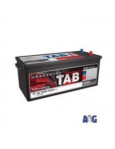 TAB Magic Truck batteria per camion, da 150Ah a 225Ah
