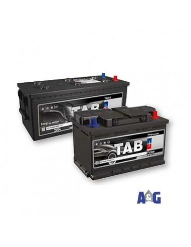 TAB Polar batteria per auto, da 40Ah a 100Ah