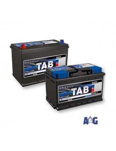 TAB Polar S batteria per auto, da 35Ah a 110Ah