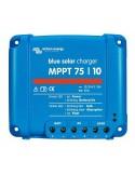 Regolatore Victron BlueSolar MPPT 75/10