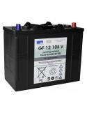 Batteria monoblocco Gel VRLA Sonnenschein GF 12 105 V