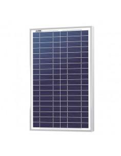 Modulo Fotovoltaico Poli da 20W 18,87V 1,09A  dim. 460 x 350 x 22 mm