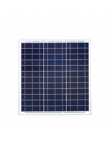 Nuovo Modulo Fotovoltaico Poli da 60W 18,85V 3,20A dim. 665 x 665 x 34 mm