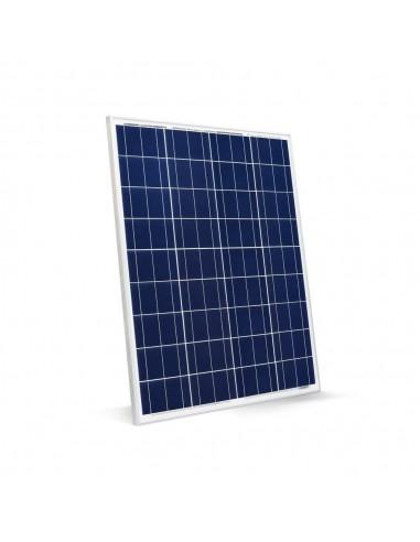 Nuovo Modulo Fotovoltaico Poli da 80W 18,90V 4,25A  dim. 840 x 665 x 34 mm