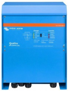 Inverter Off Grid e Caricabatterie Victron Quattro 48/5000/70-100/100