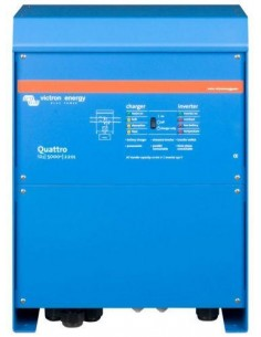 Inverter Off Grid e Caricabatterie Victron Quattro 12/5000/220-100/100