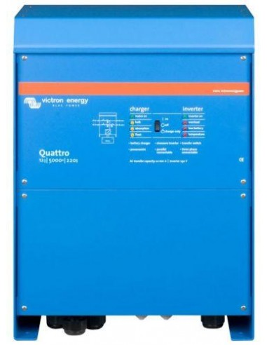 Inverter Off Grid e Caricabatterie...