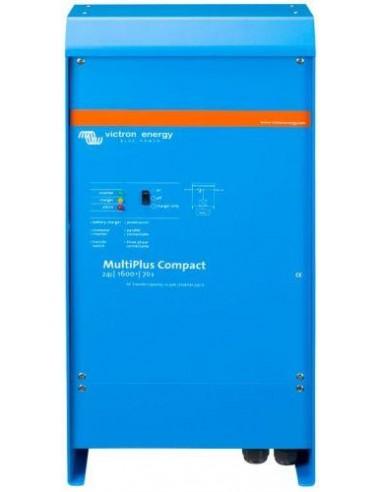 Inverter Off Grid e Caricabatterie Victron MultiPlus C 24/1600/40-16 integrabile a generatore endotermico GARANIZA 5 ANNI