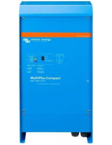 Inverter Off Grid e Caricabatterie Victron MultiPlus C 24/1200/25-16