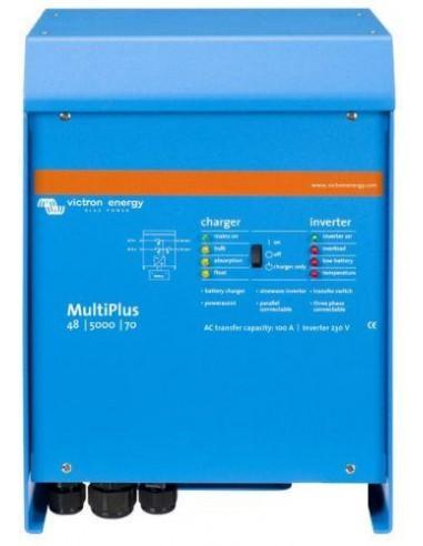 Inverter Off Grid e Caricabatterie Victron MultiPlus 48/5000/70-100