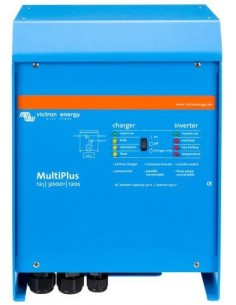 Inverter Off Grid e Caricabatterie Victron MultiPlus 12/3000/120-50