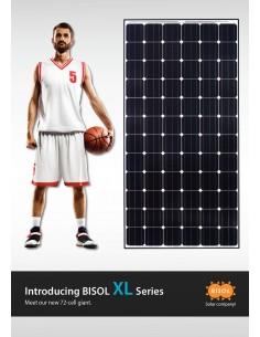BISOL Serie XL Premium BXO 370W, 380W, 385W, 390W, 395W E 400W