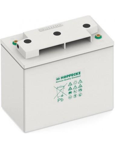 Batteria solare 6 V 247 Ah HOPPECKE sun-power VR-M 6-250 spVRM6250