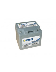 BATTERIA VARTA DEEP CYCLE AGM LAD 12V 50AH